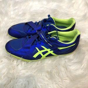 ASICS Mens Turbo High Jump Track Shoe 12